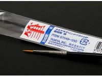 Tamiya alta pincel fino acabado en punta (artículo 87049)