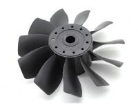 El Dr. Mad empuje 90mm 11 rotor de hojas solamente (Contador giratoria)