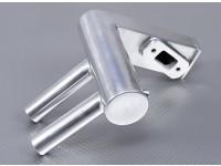50cc 60cc ~ Pitts Silenciador (compatible con los sistemas de humo)