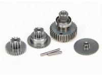 HK47179TM-HV, HK47003DMG y MIBL-70251 reemplazo Servo Gear Set