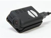 Cámara de Mobius ActionCam 1080p HD de vídeo en directo conjunto con salida de vídeo