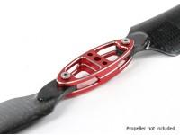 Adaptador de hélice plegable para montaje en motores directos (rojo)