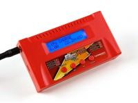 Turnigy B6 PRO 50W cargador del balance 6A (rojo)