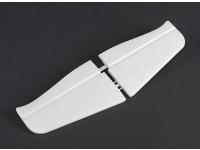 Durafly ™ EFX Racer - Sustitución del estabilizador horizontal