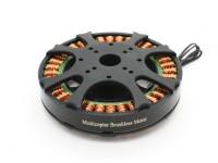 DYS motor sin escobillas (8610) BE8108-16 100KV para multi-rotores y Gimbals