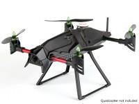 Altura extendido resbalón de aterrizaje fijado para Quanum Venture FPV Quad-Helicóptero