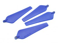 Multirotor plegable Hélice 6x4,5 Azul (CW / CCW) (4pcs)