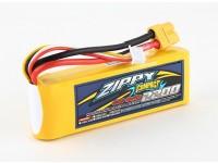 ZIPPY Compacto 2200mAh 3S 60C Lipo Pack de