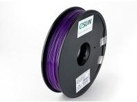 ESUN 3D Filamento impresora púrpura 1,75 mm 0,5 kg ABS Carrete