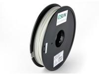 Impresora 3D ESUN de filamento luminoso verde 1.75mm ABS de 0,5 kg Carrete