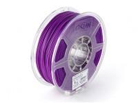 ESUN 3D Filamento impresora púrpura 1.75mm PLA 1kg rollo