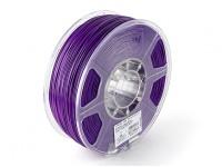 ESUN 3D Filamento impresora púrpura 1.75mm ABS 1kg rollo