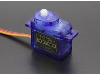 HXT500 servo micro 0,6 kg / 0.08sec / 6.2g