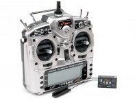 FrSky 2,4 GHz ACCST TARANIS X9D PLUS y X8R sistema de radio telemetría digital Combo (Modo 2)
