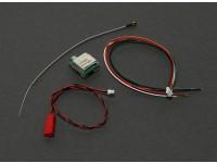 Transmisor FPV 5.8GHz AltitudeRC 25 mW Nano - Compatible FatShark