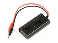 Adaptador de carga Turnigy Multi-Plug batería