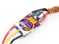 Controlador afro ESC 30Amp OPTO Multi-rotor de velocidad del motor (SimonK firmware)