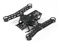 Hobbyking ™ S250 FPV que compite con aviones no tripulados Compuesto 210 mm Kit