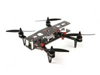 DYS 250 de fibra de vidrio plegable Drone w / Estuche de almacenamiento (PNF)