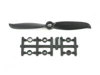 TGS plegable de precisión de la hélice 4.75x4.75 Negro (1 unidad)