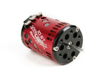TrackStar 10.5T Sensored sin escobillas del motor V2 (ROAR aprobado)