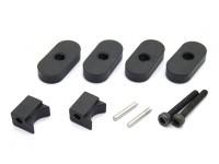 Soportes de ajuste - Super jinete SR4 SR5 1/4 Escala RC sin escobillas de motos