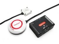 Sistema de Control de Vuelo Tarot ZYX-M Multirotor GPS