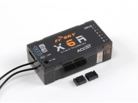 FrSky X6R 6 / 16Ch S.Bus ACCST receptor de telemetría W / Smart puerto