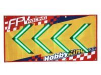 FPV Racing LED Señal de flecha (izquierda)
