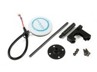 Mini Ublox Neo-6M GPS para CC3D y Revolución regulador de vuelo w / brújula