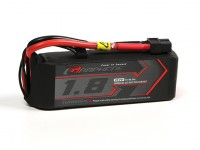El grafeno Turnigy 1800mAh 3S 65C Li-Po paquete w / XT60
