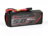 El grafeno Turnigy 5000mAh 45C Lipo 4S paquete w / XT90