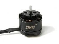 DYS BE1104-4000KV Multi-rotor del motor (Negro)