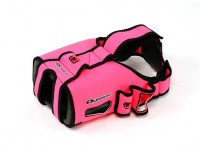 Quanum bricolaje FPV Goggle V2Pro Guante de actualización (rosa)