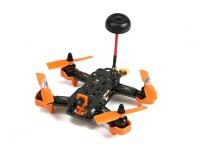 DIATONE Tirano 150 FPV que compite con aviones no tripulados - naranja (ARF)