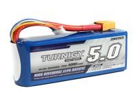 Turnigy 5000mAh 40C Lipo 4S Paquete con XT90