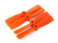 DYS T4045-O 4x4.5 CW / CCW (par) - 2 pares / paquete de Orange