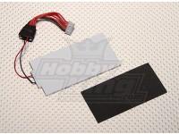 Kit Turnigy 9X de retroiluminación de LCD - Azul (DIY)