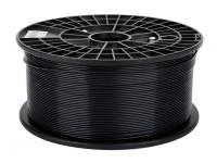 CoLiDo 3D Filamento impresora 1.75mm ABS 1kg Carrete (Negro)
