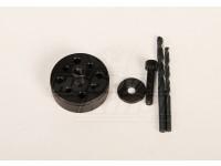 Prop y back-Plate Las plantillas de perforación para HP-50 \ DA50 \ DLE50 \ DLE55 \ JC51 \ DLE30