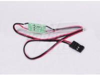 Sensor de voltaje de la batería FrSky - Sistema de Telemetría FrSky.