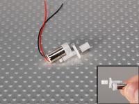 El sistema de alimentación micro w / caja de cambios GPS-6