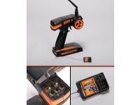 HobbyKing® ™ GT-2 2.4Ghz Tx y Rx 2Cr