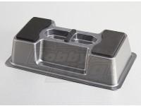 Caballete de montaje - Plástico (color titanio)