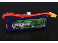 Turnigy nano-tech 1800mah 2S 25 ~ 50C Lipo Pack de