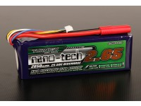 Turnigy nano-tech 2650mAh 4S 25 ~ 50C Lipo Pack de