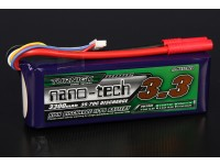 Turnigy nano-tech 3300mAh 4S 35 ~ 70C Lipo Pack de