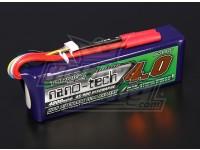 Turnigy nano-tech 4000mah 4S 45 ~ 90C Lipo Pack de