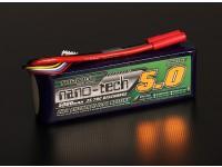 Turnigy nano-tech 5000mah 4S 35 ~ 70C Lipo Pack de
