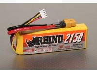 Rhino 2150mAh 3S1P 20C Lipo Pack de